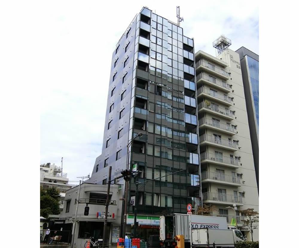 東京事務所(港区三田)